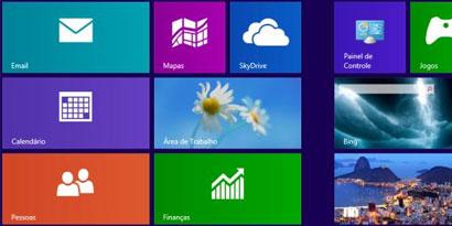 Imagem de Windows 8: 4 formas mais rápidas de abrir o Painel de Controle no site TecMundo