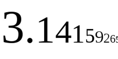 Imagem de Recorde mundial de cálculo do Pi é batido por GPUs NVIDIA no site TecMundo