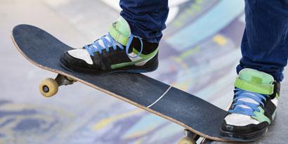 Imagem de 10 joguinhos online viciantes de skate no site TecMundo