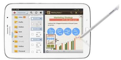 Imagem de Galaxy Note 8.0 chega às lojas dos Estados Unidos na quinta-feira no site TecMundo