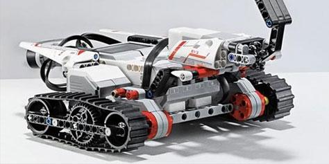 Imagem de Robôs modulares: veja detalhes do novo LEGO MINDSTORMS EV3 no site TecMundo