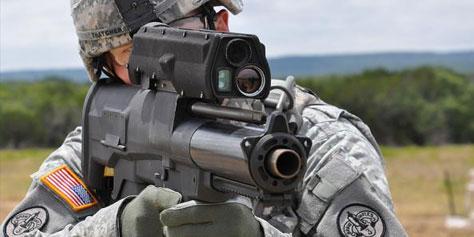 Imagem de 7 armas futuristas que já estão em desenvolvimento no site TecMundo