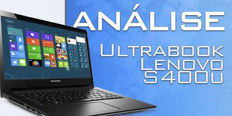 Imagem de Análise: Ultrabook Lenovo IdeaPad S400U [vídeo] no site TecMundo
