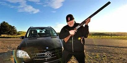Imagem de Kim Dotcom retira do Mega os arquivos para imprimir armas em 3D no site TecMundo