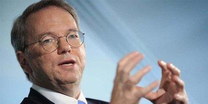"""Imagem de Ex-CEO da Google acreditava que o slogan da empresa era """"estúpido"""" no site TecMundo"""