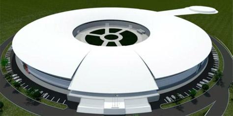 Imagem de Sirius: o acelerador de partículas brasileiro no site TecMundo