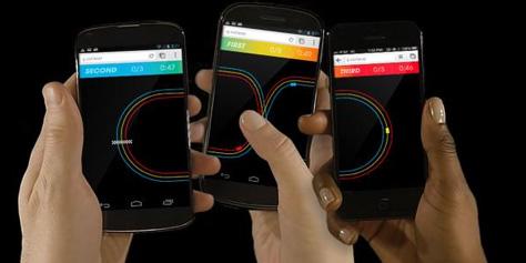 Imagem de Game de corrida experimental sincroniza Chrome do Android e do iOS no site TecMundo