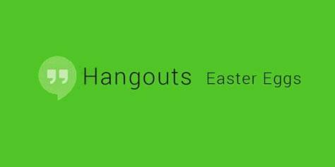 Imagem de Conheça os Easter Eggs do Google Hangouts no site TecMundo