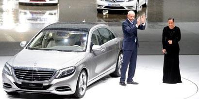 Imagem de Mercedes-Benz apresenta carro com piloto automático no site TecMundo
