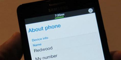 Imagem de Vazam imagens do smartphone da Samsung com Tizen OS no site TecMundo