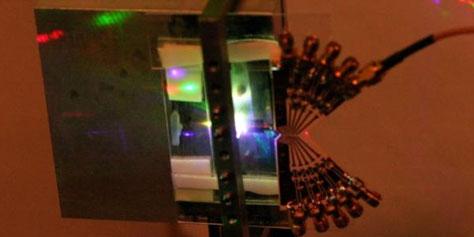 Imagem de Nova tecnologia utiliza ondas acústicas para criar hologramas no site TecMundo