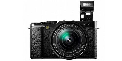 Imagem de Fujifilm anuncia a sua nova câmera mirroless mais barata, a X-M1 no site TecMundo