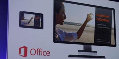 Imagem de Office pode ganhar apps baseados em toques no Windows 8.1 no site TecMundo