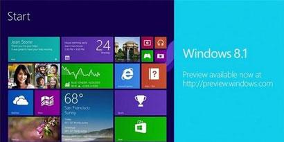 Imagem de Windows 8.1 terá suporte a displays de alta definição no site TecMundo
