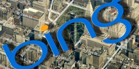 Imagem de Busca por voz e mapa em 3D são as próximas novidades do Bing no site TecMundo
