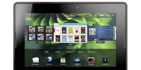 Imagem de Tablet PlayBook não terá atualização para o BlackBerry 10 no site TecMundo