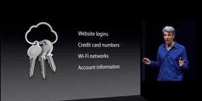 Imagem de Apple cria espécie de chaveiro virtual para você guardar suas senhas no site TecMundo
