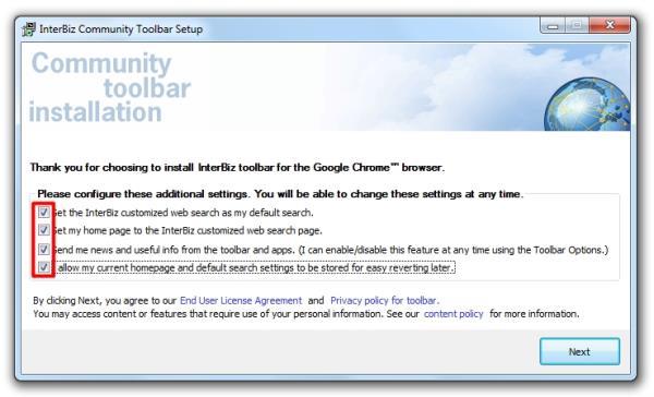 Como desinstalar o InterBiz Community Toolbar - TecMundo