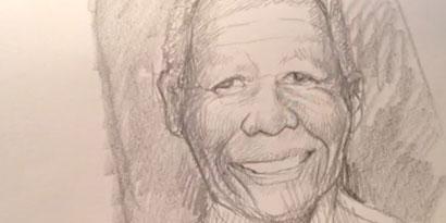 Imagem de Vine: pessoas mandam mensagens de apoio para Mandela no site TecMundo
