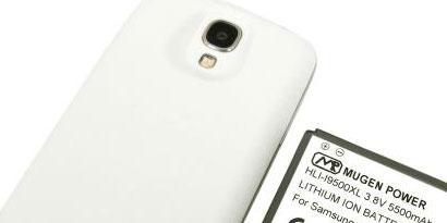 Imagem de Galaxy S4 ganha bateria com o dobro da capacidade original no site TecMundo