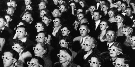 Imagem de Cinema 2D e 3D: nova tecnologia traz opções para todos no site TecMundo