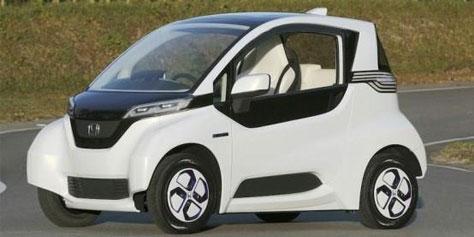 Imagem de Honda Motor vai testar novo carro elétrico no site TecMundo