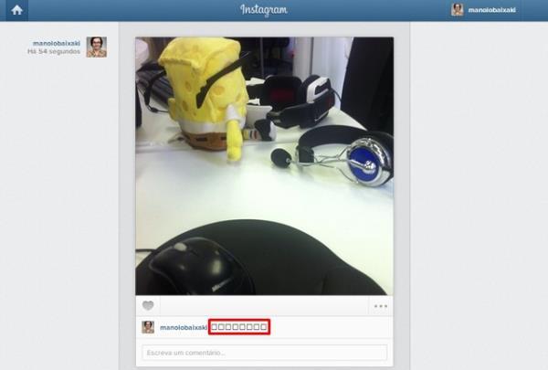 how to add emotics to instagram photos
