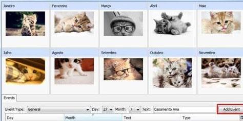Imagem de Como criar um calendário personalizado com suas fotos no site TecMundo