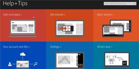 Imagem de Nova build do Windows 8.1 revela novas e importantes mudanças no site TecMundo