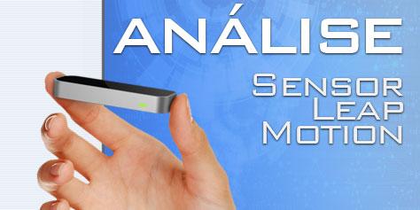 Imagem de Análise: Testamos o sensor de movimentos Leap Motion [vídeo] no site TecMundo