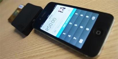 Imagem de Análise: testamos o iZettle, sistema que revoluciona o pagamento por cartão no site TecMundo