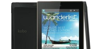 Imagem de Kobo anuncia três tablets focados na leitura e um eReader de luxo no site TecMundo