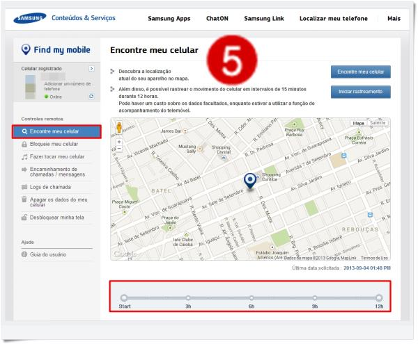 Tres métodos para rastrear Samsung Galaxy S7/S6/S5/S4/S3