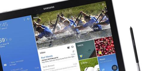 Imagem de Samsung revela Galaxy NotePRO com tela de 12,2 polegadas no site TecMundo