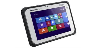 Imagem de Panasonic lança tablet Toughpad FZ-M1 no site TecMundo