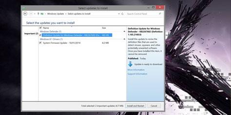 Imagem de Microsoft começa a corrigir falhas da última atualização do Surface Pro 2 no site TecMundo