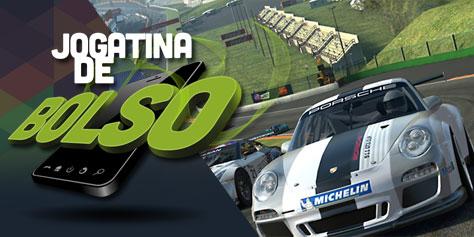 Imagem de Jogatina de bolso: Real Racing 3 [vídeo] no site TecMundo