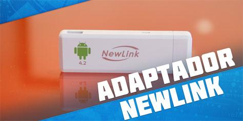 Imagem de Análise: adaptador Android para TV NewLink TV101 [vídeo] no site TecMundo
