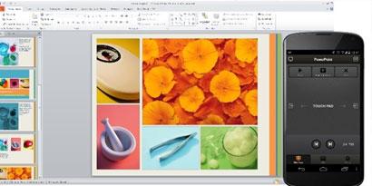 Imagem de Como controlar o PowerPoint usando seu smartphone no site TecMundo