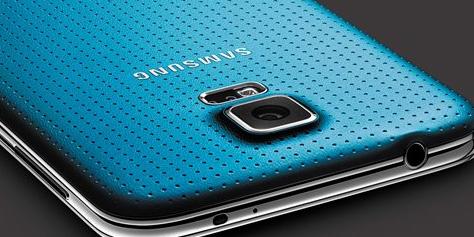 Imagem de Galaxy S5 terá suporte a autenticação biométrica para pagamentos via PayPal no site TecMundo