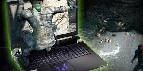 Imagem de Avell atualiza notebooks com placas de vídeo GeForce 800M no site TecMundo