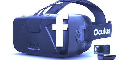 Imagem de Depois do WhatsApp, Facebook compra a Oculus VR por US$ 2 bi no site TecMundo