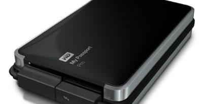 Imagem de WD lança o primeiro dual-drive portátil com tecnologia Thundebolt no site TecMundo