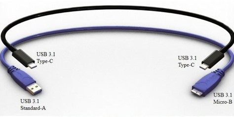 Imagem de USB 3.1: confira como deve ser o design da nova conexão no site TecMundo