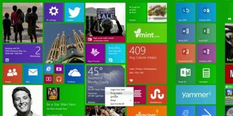 Imagem de Windows 8.1 Update: Microsoft anuncia versão do SO com ênfase no desktop no site TecMundo