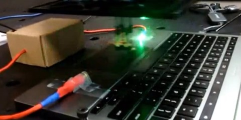 Imagem de Quickstep: aparelho USB analisa a qualidade de seu trackpad [vídeo] no site TecMundo