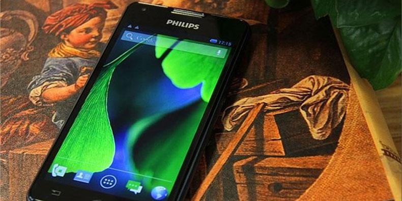 Imagem de Philips lança smartphone com bateria que dura 66 dias no site TecMundo