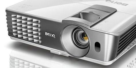 """Imagem de BenQ traz ao Brasil projetor Full HD 3D e projeção de 200"""" para casa no site TecMundo"""