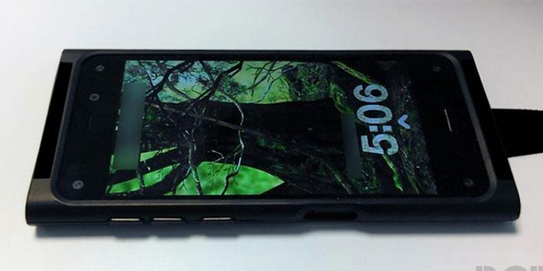 Imagem de Smartphone da Amazon quer que você não tenha mais que tocar na tela no site TecMundo