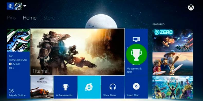 Imagem de Veja que irada ficou a interface desse Xbox One – até a Microsoft curtiu no site TecMundo